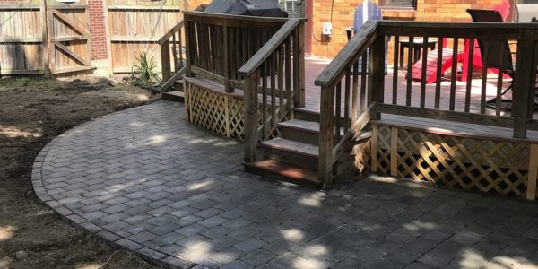 Deck design and building
